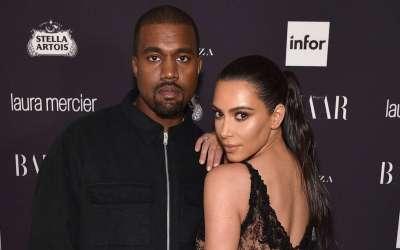 Luego de seis años de matrimonio y cuatro hijos, Kim Kardashian pide el divorcio a su esposo Kanye West