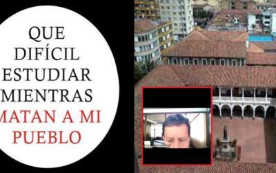 Universidad del Rosario despide a profesor que censuró a estudiante por apoyar el paro Nacional.