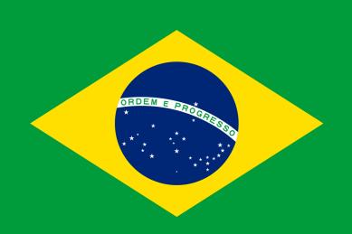 bandera brasilera