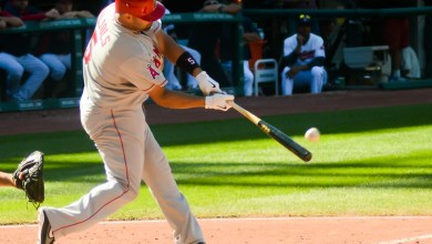 Photo of With 656 and counting, Albert Pujols is blasting his way up the all-time HR list