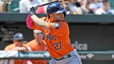 Photo of David vs. Goliath: Altuve beats out Judge for AL MVP