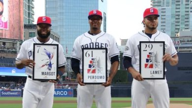 Photo of Dominican Day at the Ballpark 2019: San Diego Padres