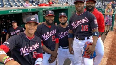 Photo of Dominican Day at the Ballpark 2019: Washington Nationals