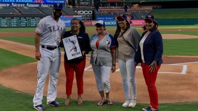 Photo of Dominican Day at the Ballpark 2019: Texas Rangers
