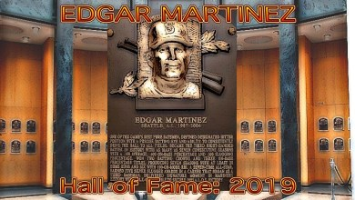 Photo of Hall of Fame: Edgar Martinez