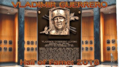 Photo of Hall of Fame: Vladimir Guerrero
