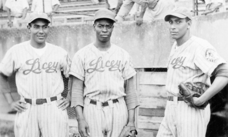 Guayubín Olivo, Booker McDaniels and Chichi Olivo pitched for the 1951 Tigres del Licey.