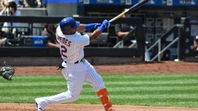 Photo of THIS DAY IN BÉISBOL August    21: New Met Yoenis Cespedes has 3 HR, 7 RBI, 5-hit game