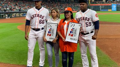 Photo of Dominican Day at the Ballpark 2019: Houston Astros