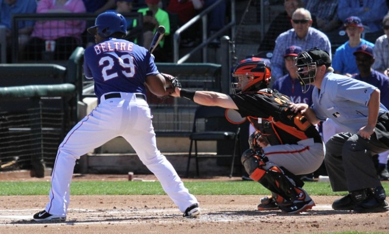 ADRIAN BELTRE, 3,166: The Cooperstown-bound third baseman retired in 2018 at No. 17 on the all-time hits list between Cal Ripken Jr. and George Brett.