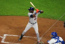 Photo of A sizzling Yordan Alvarez named ALCS MVP, carries Astros into the 2021 World Series