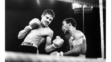 Photo of Dos Grandes Batallas con Alfredo Escalera vs Alexis Arguello