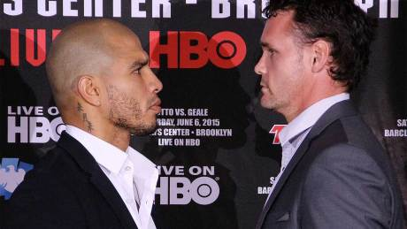 Miguel Cotto vs Daniel Geale