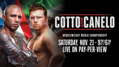 Photo of Cotto and Canelo to Meet on HBO Before Bout