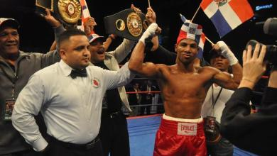 Photo of Dominican featherweight Claudio Marrero looks to make a statement