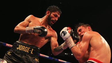 Photo of Jorge Linares VS Anthony Crolla 2!