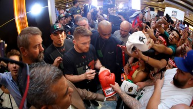 Photo of Video of MGM Arrival: Bad Blood, Canelo vs Chavez Jr.