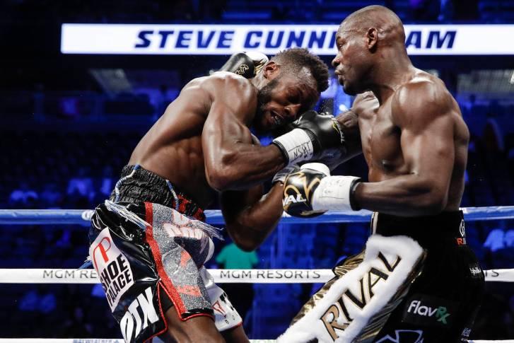 Andrew Tabiti vs Steve Cunningham