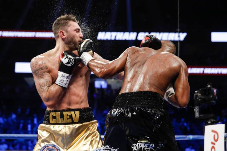 Nathan Cleverly vs Badou Jack