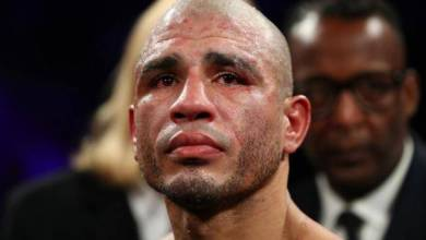 Photo of Miguel Cotto looking forward to spending time with family ahead of career-ending fight