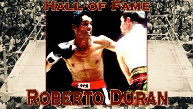 Photo of Hall of Fame: ROBERTO DURAN