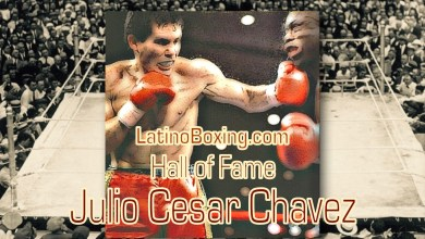 Photo of Hall of Fame: Julio Cesar Chavez