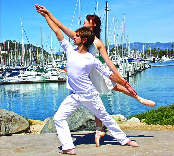 Mauricio Vera y Deise Mendoça son dos bailarines latinos que por su talento están sobresaliendo en Estados Unidos./CORTESIA
