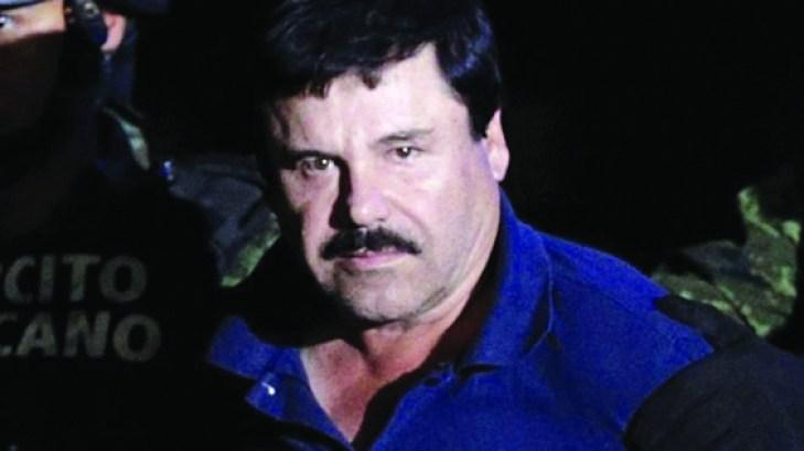 """Joaquín """"El Chapo"""" Guzmán./AGENCIAS-AGENCIES"""
