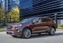 El Ford Edge del 2021 llega con varias actualizaciones
