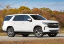Una SUV como ninguna: la espectacular Tahoe RST 2021 Turbo Diesel