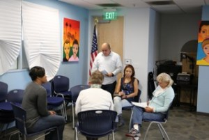 Parents on a Mission Centro CHA Training