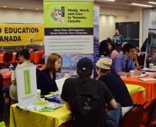 Se realizará feria de educación para estudiantes internacionales en Toronto