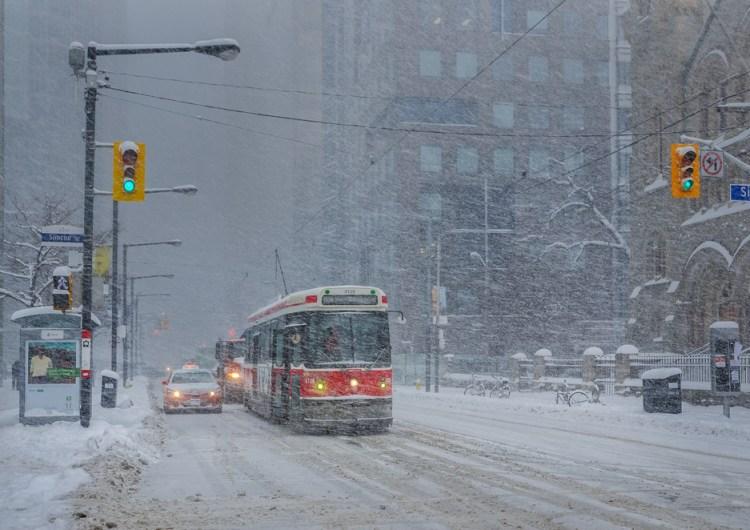 Se espera nieve y fuertes vientos en partes de Ontario
