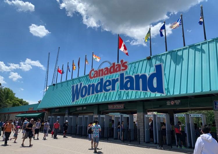 Canada's Wonderland estará de regreso este verano