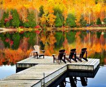 Los mejores lugares en Ontario para admirar los colores del otoño