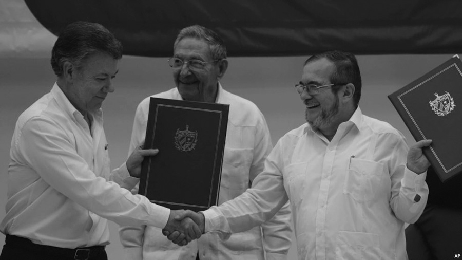 Gobierno de Colombia y FARC-EP llegan a un acuerdo final, integral y definitivo de paz