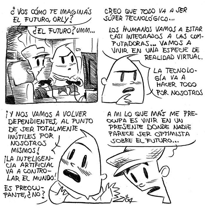 Luchín N°16
