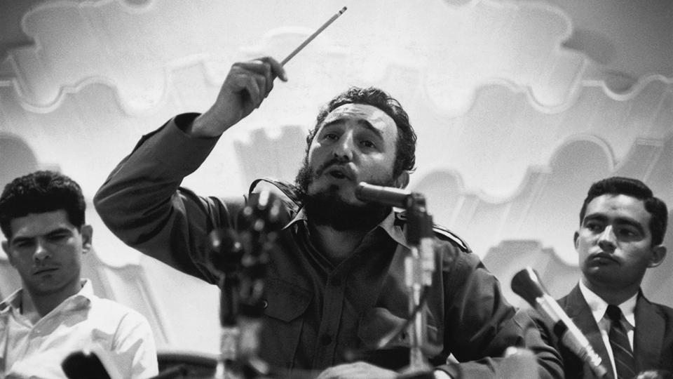 Una vida en imágenes: Fidel Castro (1926-2016)
