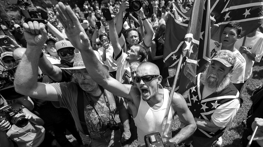 Desde el triunfo de Trump se registraron al menos 300 agresiones raciales