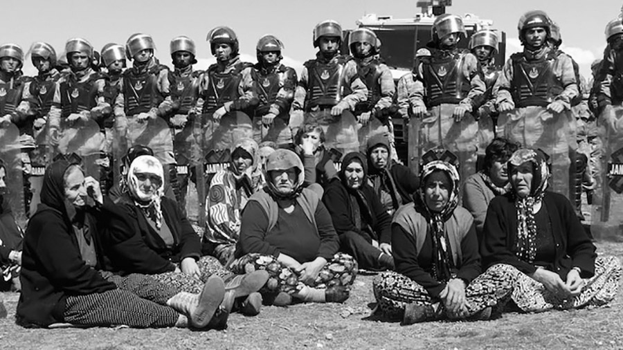 Rojava marca el camino: el pueblo Kurdo a la cabeza de la revolución del siglo XXI