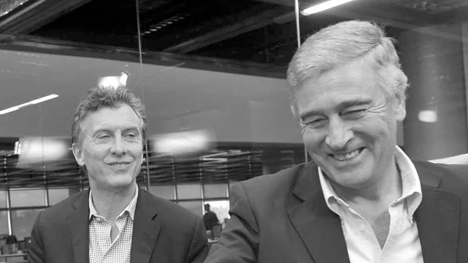 """""""Chorreo Argentino"""": imputaron a Macri y Aguad"""