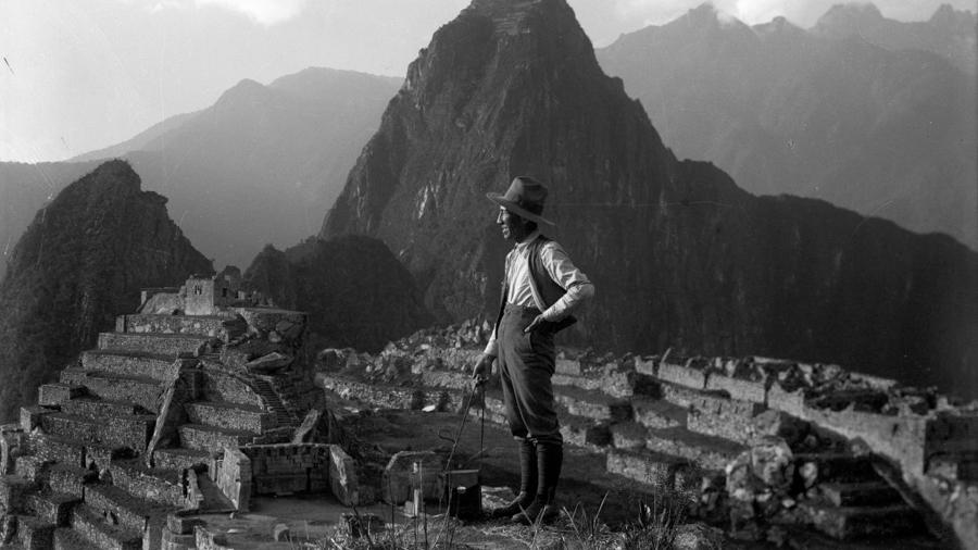 El fotógrafo Inca