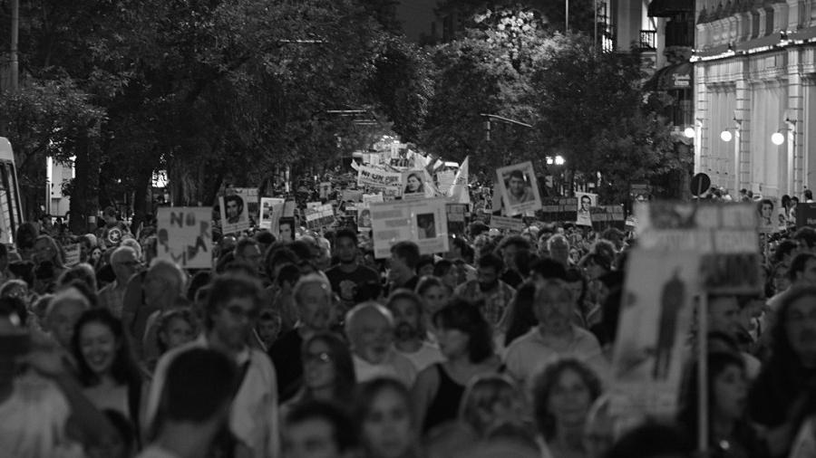 """Histórica marcha del """"Nunca Más"""" en Córdoba"""