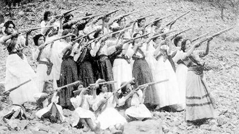 Diez revolucionarias que nos marcaron el camino