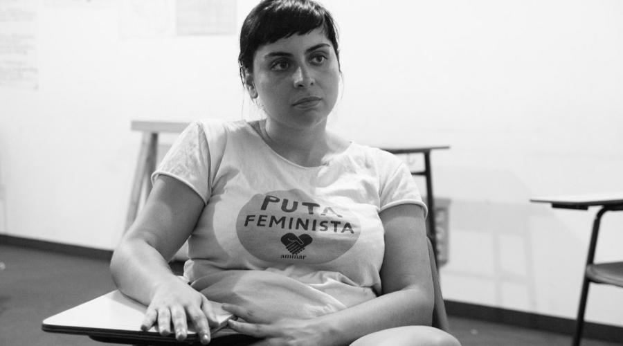 María Riot: actriz porno, prostituta y vegana