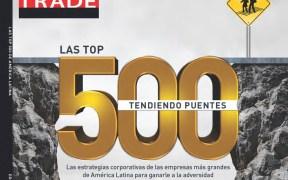 cover of Latin Trade Magazine - Semester 1, 2016