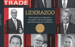 cover of Latin Trade Magazine - Semester 2, 2016