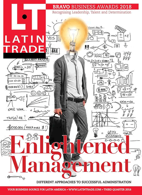 Latin Trade Magazine English Subscription