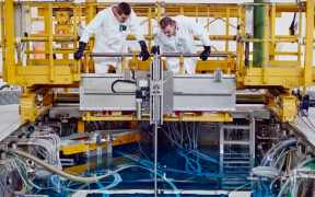 NRG High flux reactor