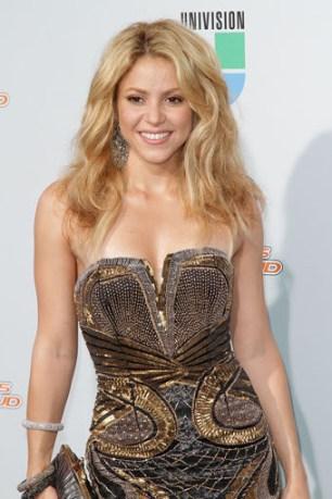 Shakira Looking Gorgeous